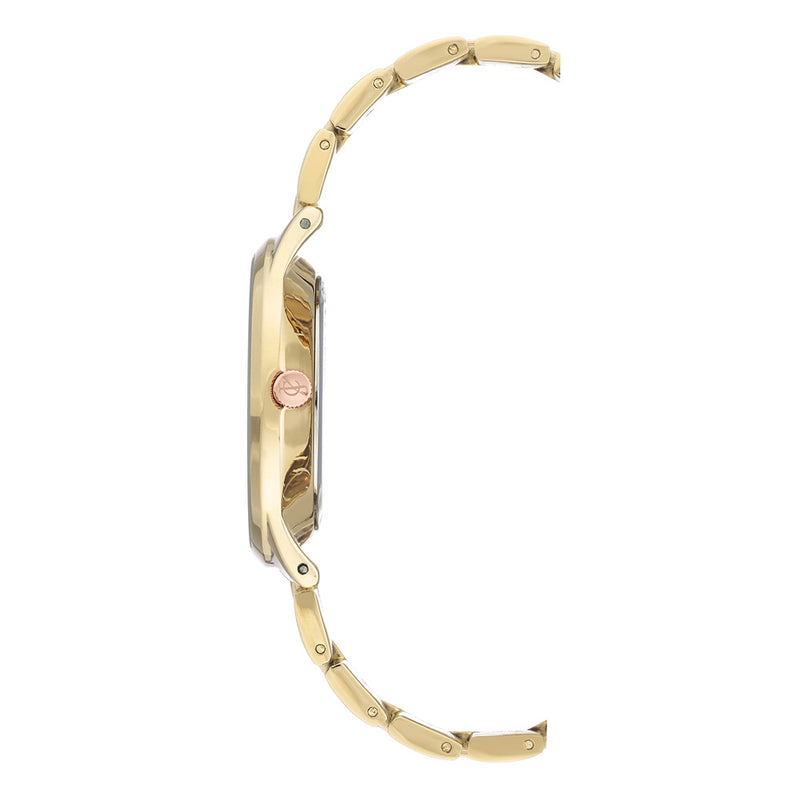 Juicy Couture Two-Tone Bracelet Ladies Watch - JC1058RGTT
