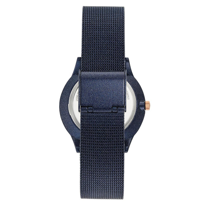 Juicy Couture Navy Mesh Women's Watch - JC1289RGNV