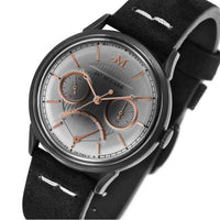 James McCabe Men's Heritage Retrograde II Men's Watch - JM-1026-09