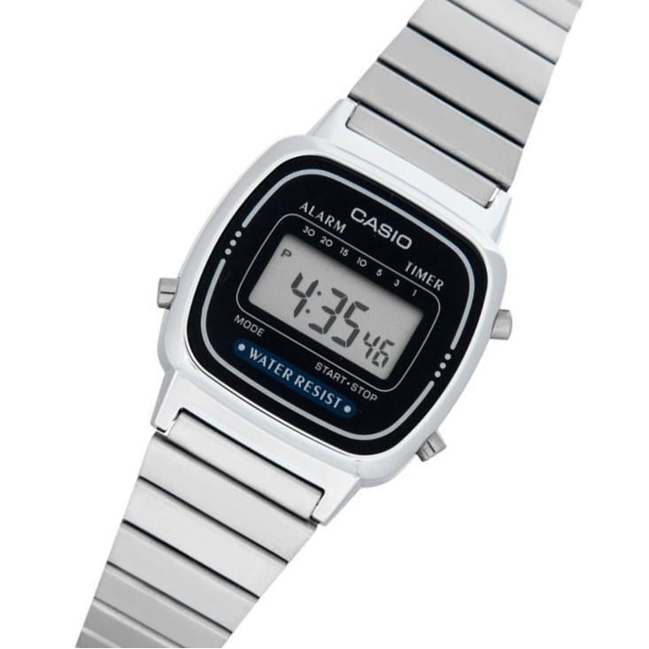 Casio Ladies Classic Sport Watch - LA670WA-2D