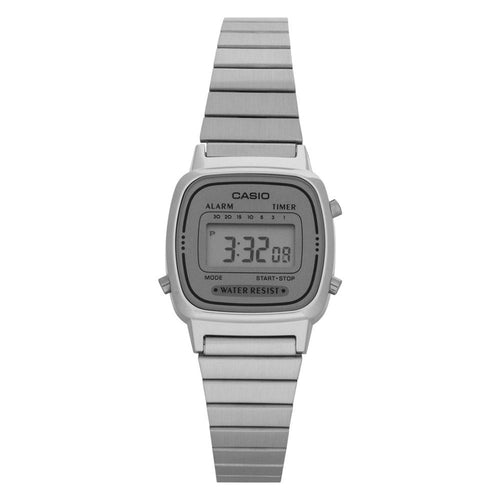 Casio Vintage Digital Ladies Watch - LA670WA-7D