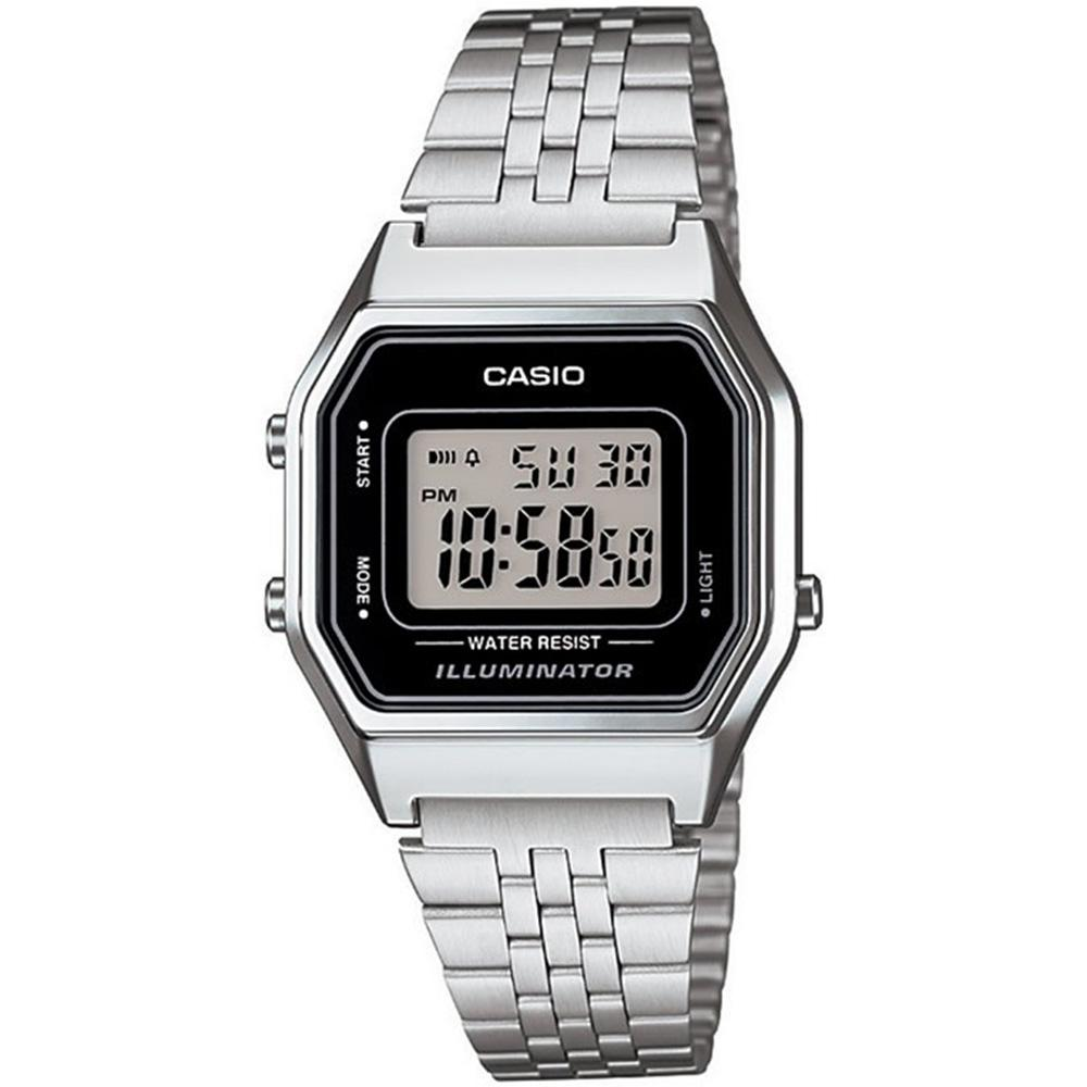 Casio Ladies Vintage Digital Watch - LA680WA-1D