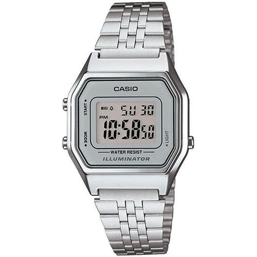 Casio Ladies Vintage Digital Watch - LA680WA-7D