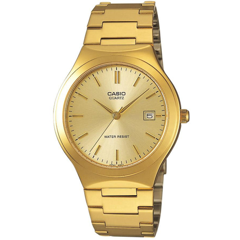 Casio Classic Gold Couples Watch Set - LTP1170N-9A and MTP1170N-9A