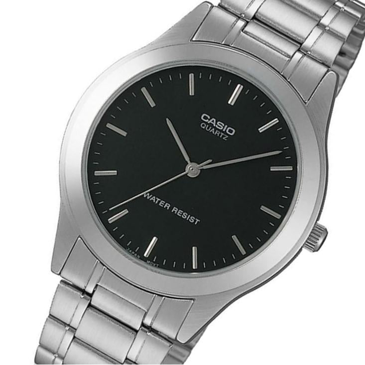 Casio Classic Stainless Steel Men's  Watch - MTP1128A-1A