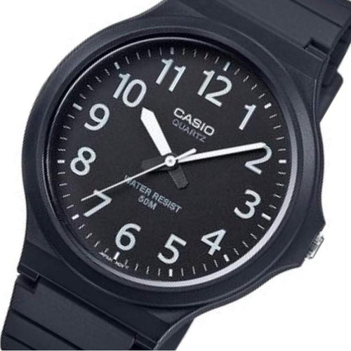 Casio Classic Analog Unisex Quartz Watch - MW240-1B