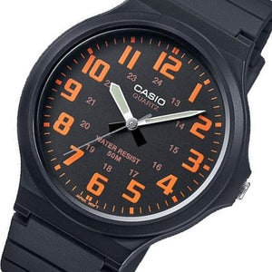 Casio 48mm Classic Analog Quartz Watch - MW240-4B