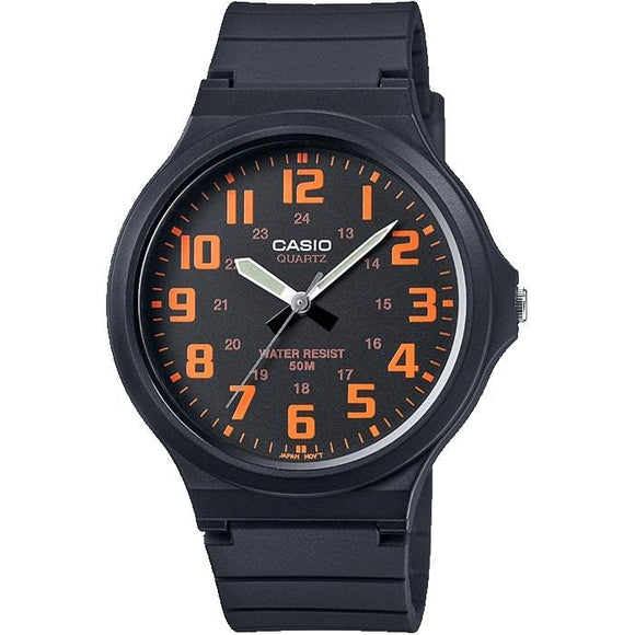 Casio Classic Analog Quartz Watch - MW240-4B