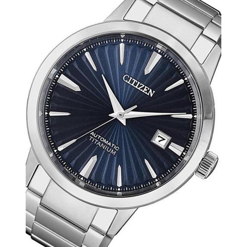 Citizen Titanium Automatic Men's Watch - NJ2180-89L