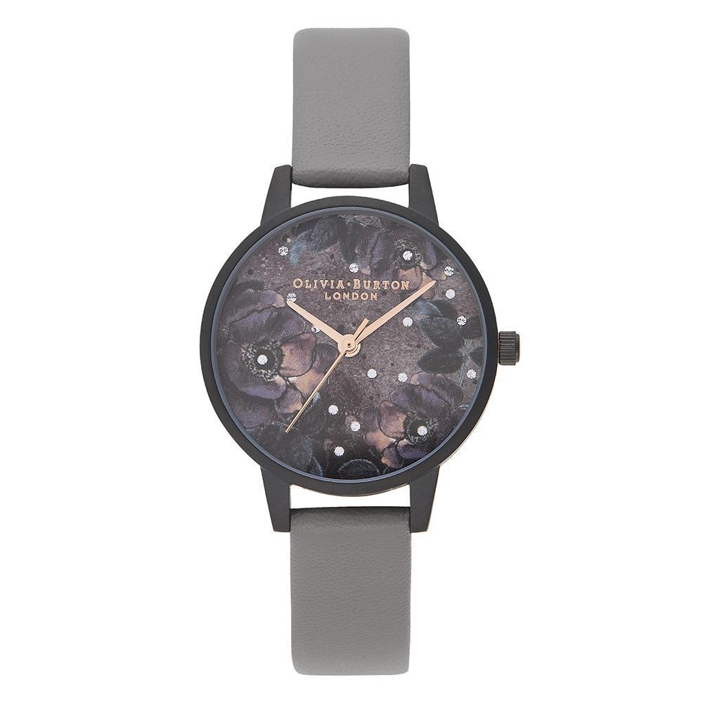 Olivia Burton Celestial Vegan London Grey Ladies Watch - OB16AD50