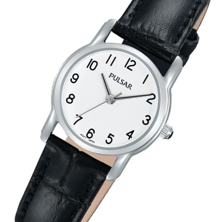 Pulsar Classic Leather Ladies Watch -  PH8261X