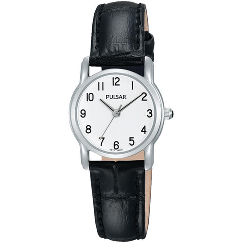 Pulsar Dress Leather Ladies Watch -  PH8261X