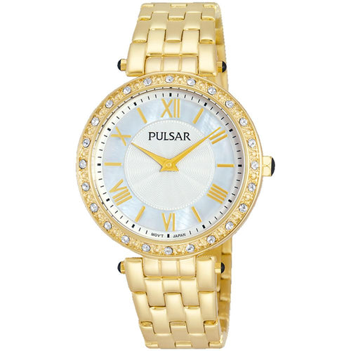 Pulsar Dress Stainless Steel Ladies Watch -  PM2106X