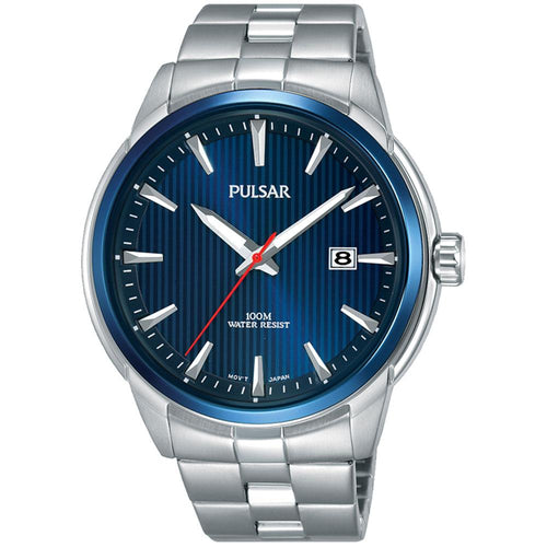 Pulsar Sports Stainless Steel Men's Watch -  PS9583X