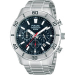 Pulsar Sports Stainless Steel Men's Watch -  PT3363X