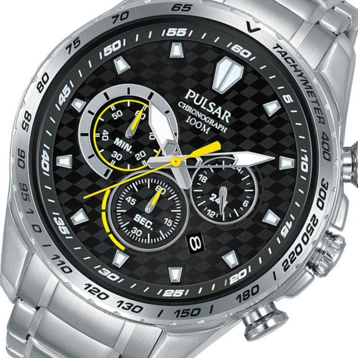 Pulsar Multi-function Chronograph Men's Watch -  PT3979X