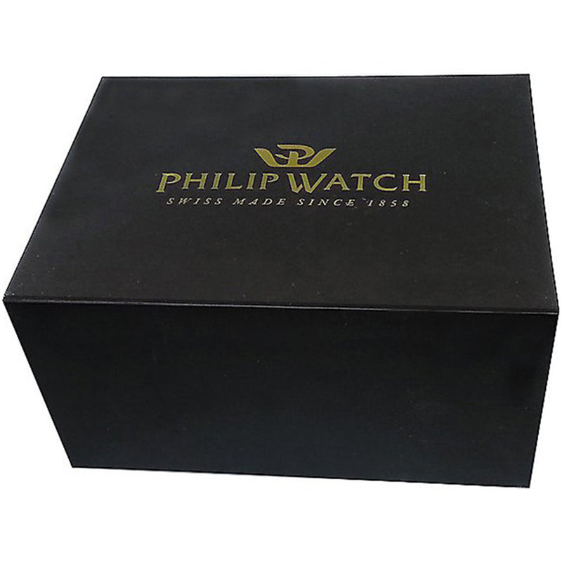 Philip Watch SUNRAY Swiss Automatic Saphire Mens Day Date R8221680001