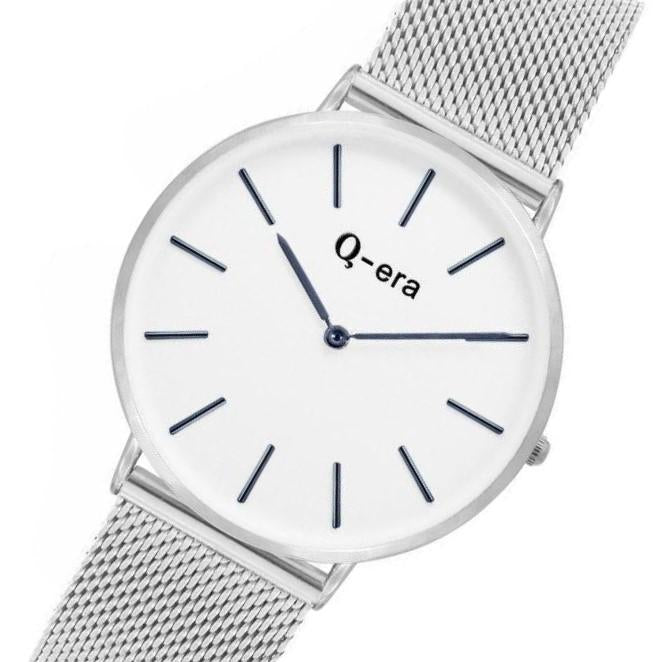 Q-era Silver Mesh Women's Watch - QV2804-35