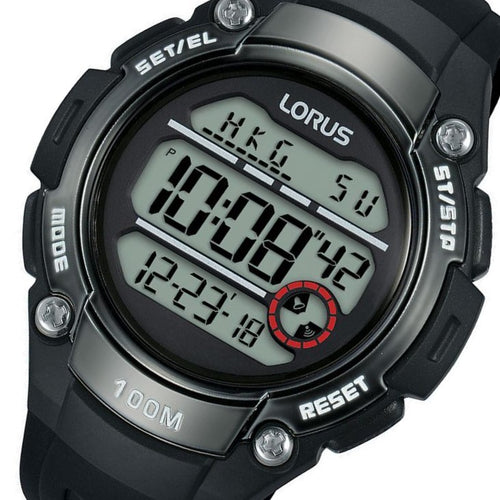 Lorus Digital Sports Men's Watch -  R2327MX-9