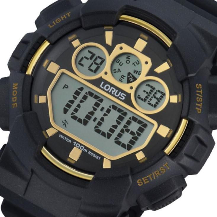 Lorus Digital Sports Men's Watch - R2332JX-9
