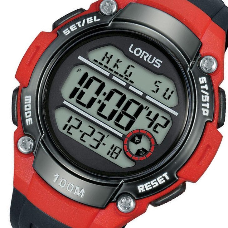 Lorus Digital Sports Men's Watch - R2335MX-9