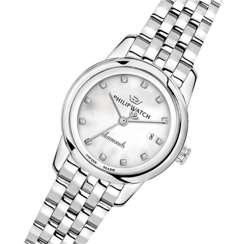 Philip Anniversary Steel Ladies Swiss Made Watch - R8253150505