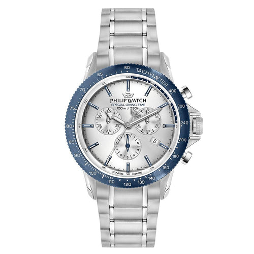 Philip Watch Grand Reef Chronograph Multi-function Men's Watch - R8273614005