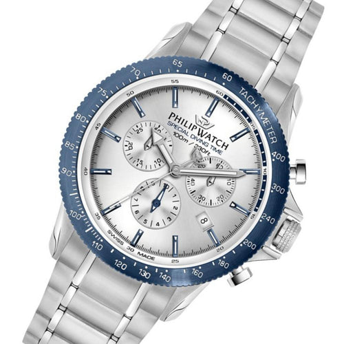 Philip Grand Reef Chronograph Multi-function Men's Swiss Made Watch - R8273614005
