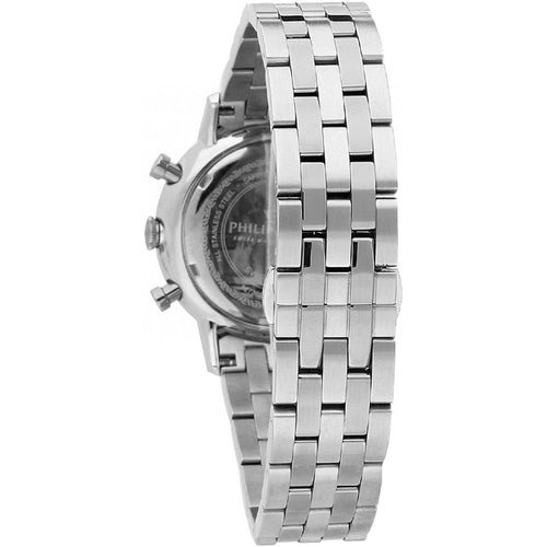 Philip Truman Retro Stainless Steel Men's Swiss Made Watch - R8273695003