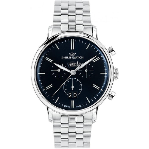 Philip Truman Retro Stainless Steel Men's Watch - R8273695003