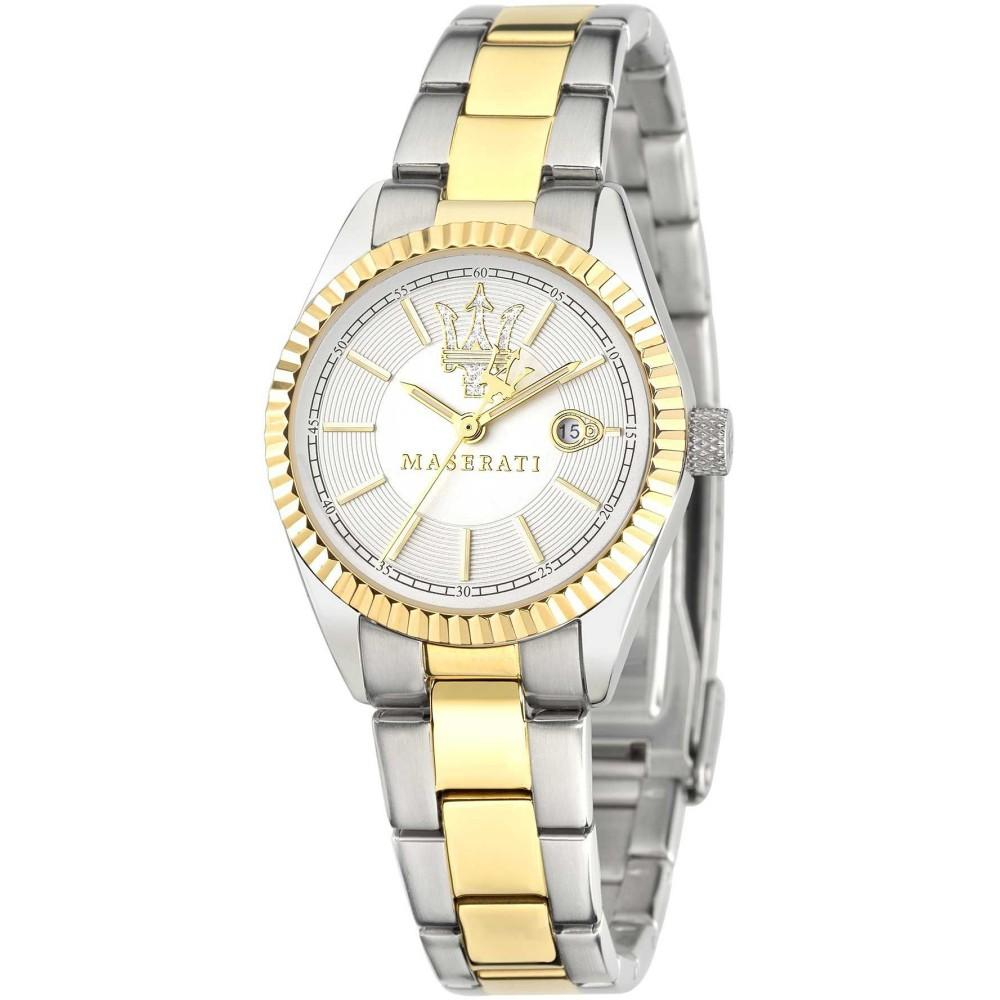 Maserati Competizione Two-tone Ladies Watch - R8853100505