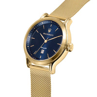 Maserati Epoca 42mm Gold Mesh Men's Watch - R8853118014