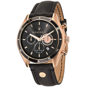 Maserati Sorpasso Men's Leather Watch - R8871624001
