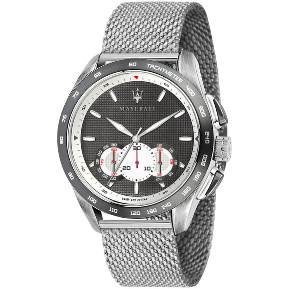 Maserati Traguardo Mesh Men's Watch - R8873612008