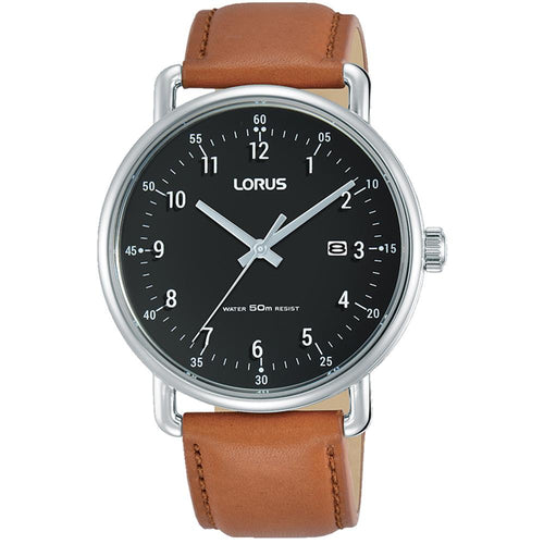 Lorus Dress Silver Men's Watch -  RH915KX-9