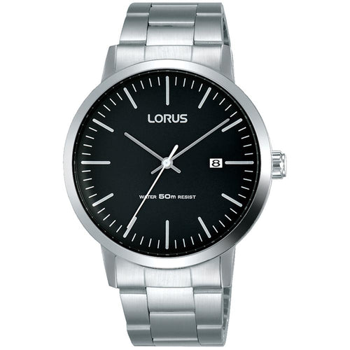 Lorus Dress Stainless Steel Men's Watch -  RH989JX-9