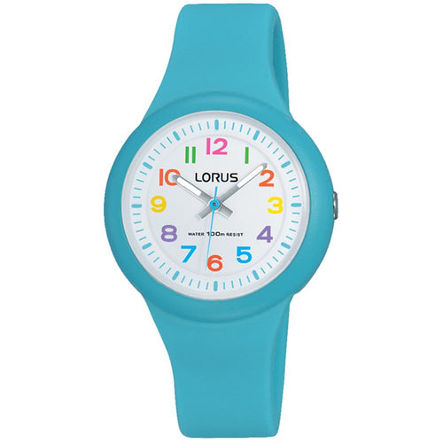 Lorus Aqua Quartz Kids Watch -  RRX51EX-9