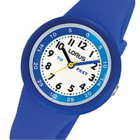 Lorus Blue Quartz Kids Watch - RRX93EX-9
