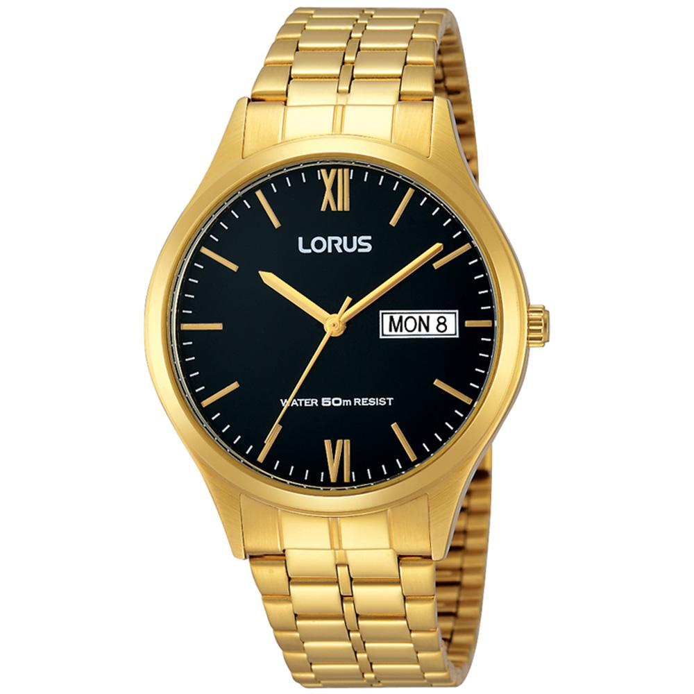 Lorus Dress Stainless Steel Men's Watch -  RXN06DX-9