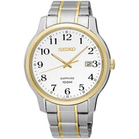 Seiko Conceptual Stainless Steel Men's Watch -  SGEH68P