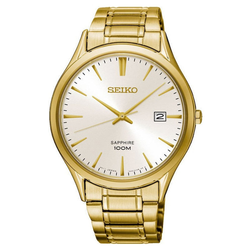 Seiko Conceptual Stainless Steel Men's Watch - SGEH72P