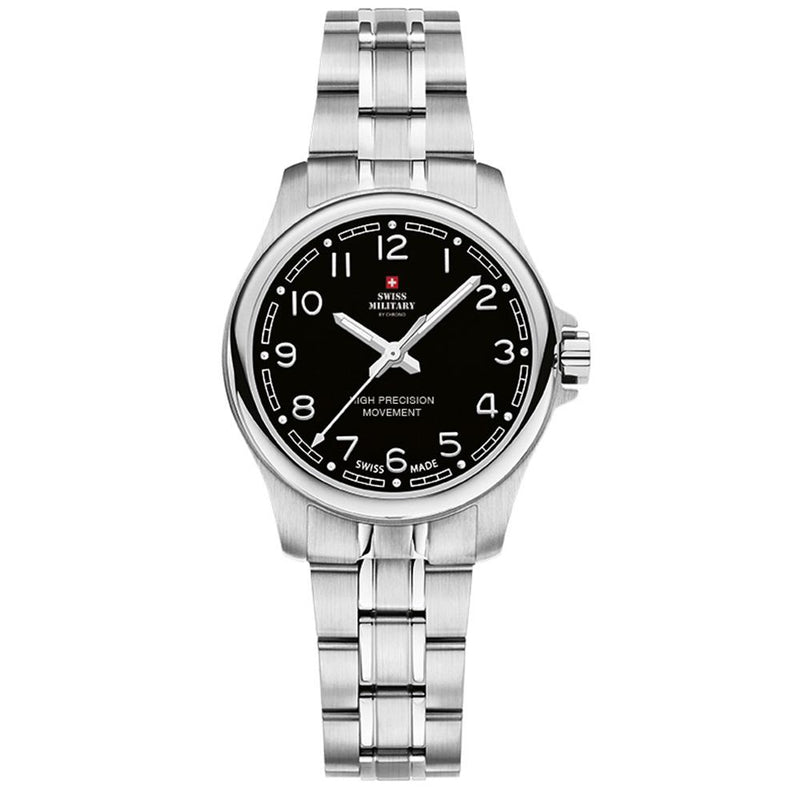 Swiss Military Stainless Steel Women's Watch - SM30201.16