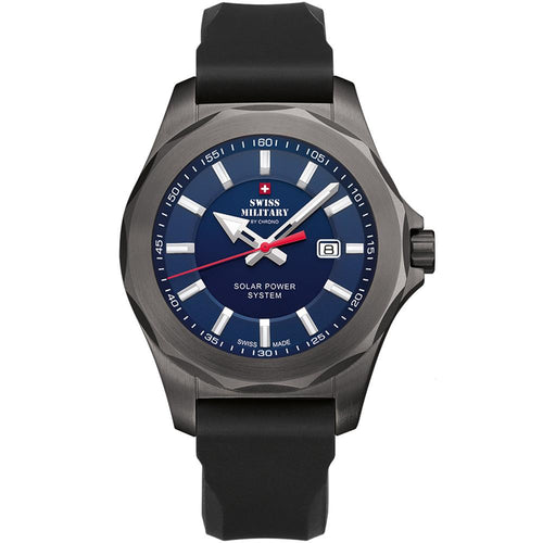 Swiss Military Solar Powered Men's Watch - SMS34073.08