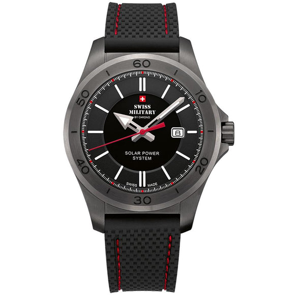 Swiss Military Solar Powered Men's Watch - SMS34074.07