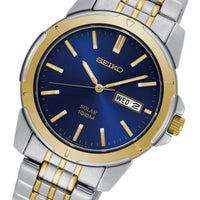 Seiko Conceptual Solar Powered Men's Watch -  SNE502P