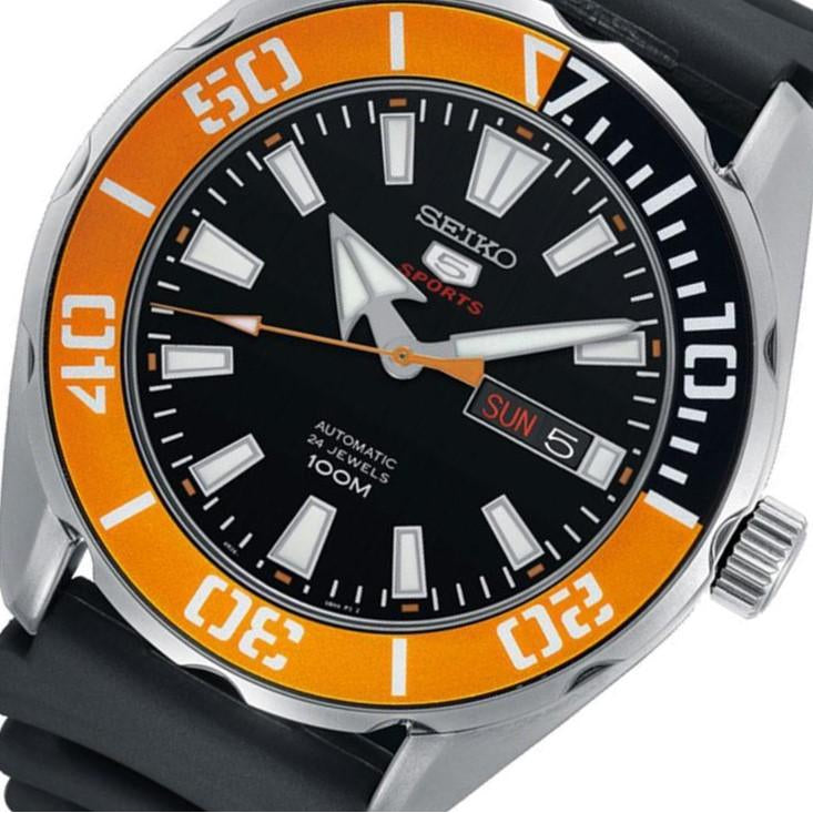 Seiko Conceptual Automatic Men's Sports Watch - SRPC59K
