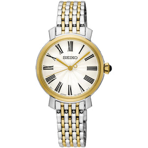 Seiko Conceptual Stainless Steel Ladies Watch -  SRZ496P