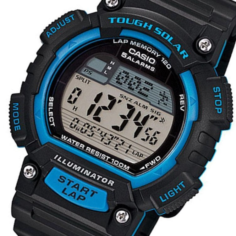 Casio Tough Men's Digital Sports Watch - STLS100H-2A