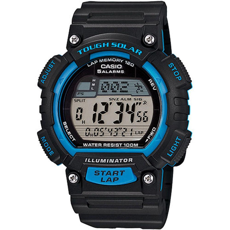 Casio Men's Digital Sports Watch - STLS100H-2A