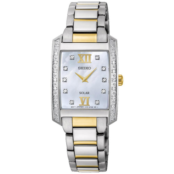 Seiko Conceptual Solar Powered Ladies Watch -  SUP403P-9